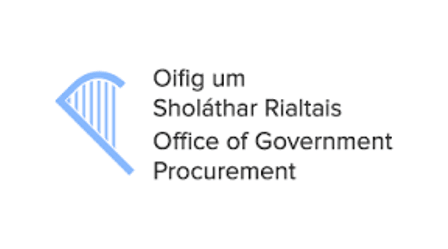 how to say procurement by government