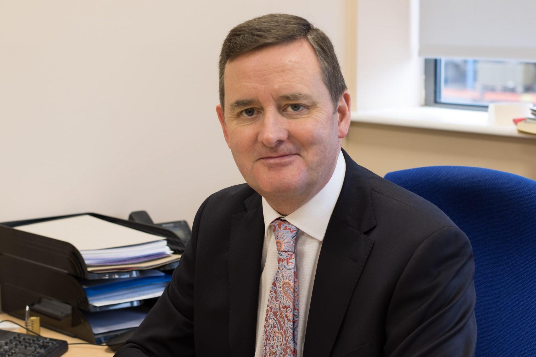 Sean Moran - new President 2019